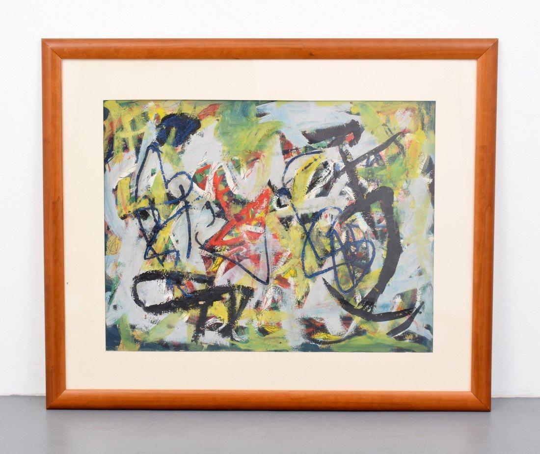 Bernard Schultze Mixed Media, Original Work - 10