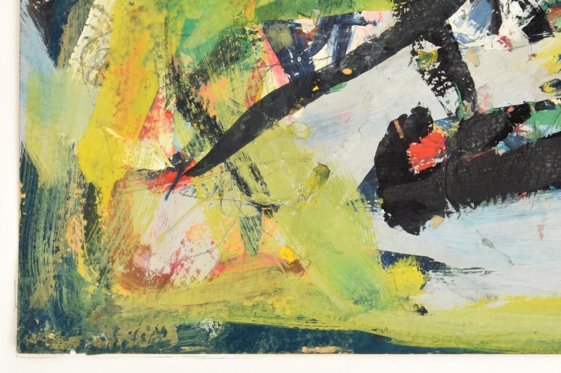 Bernard Schultze Mixed Media, Original Work - 3
