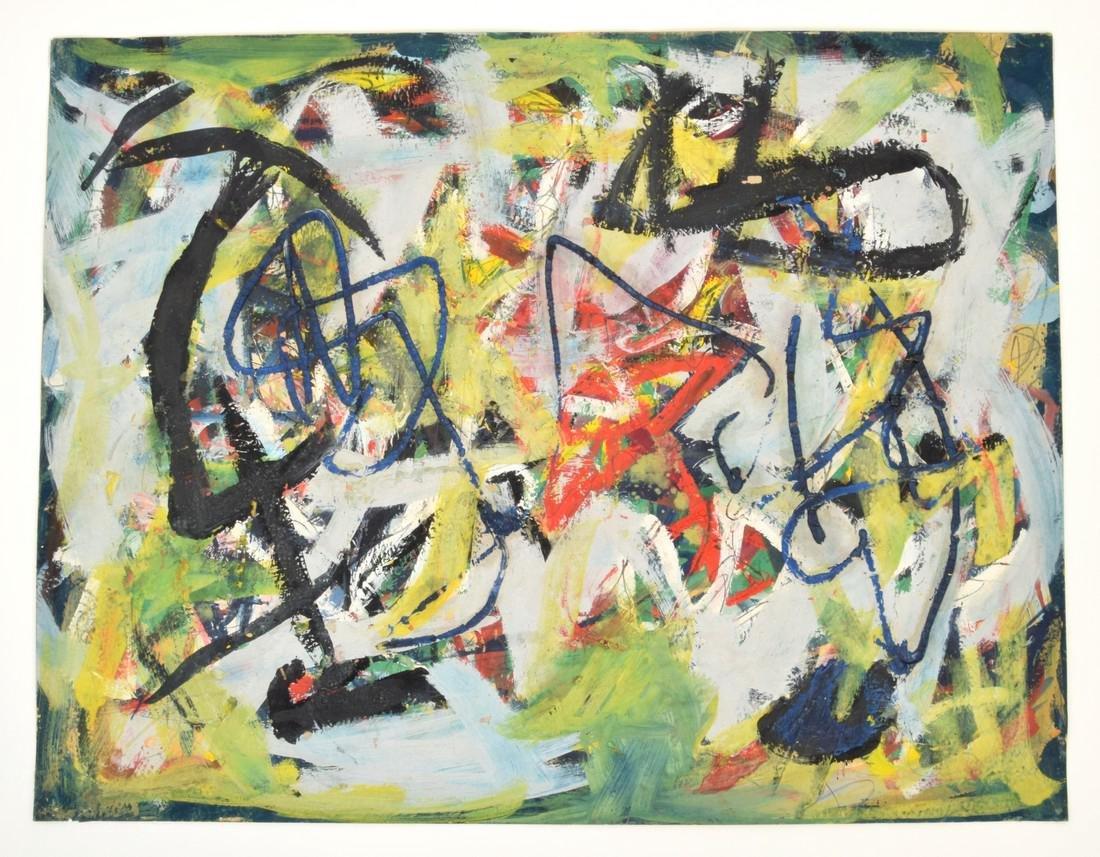 Bernard Schultze Mixed Media, Original Work - 4