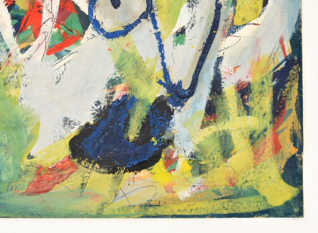Bernard Schultze Mixed Media, Original Work - 6