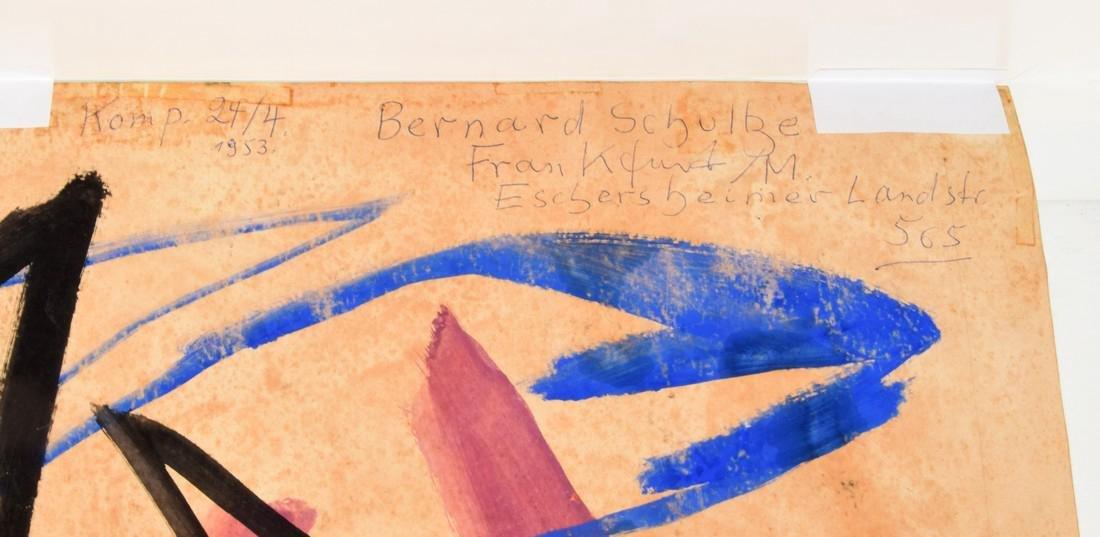 Bernard Schultze Mixed Media, Original Work - 8