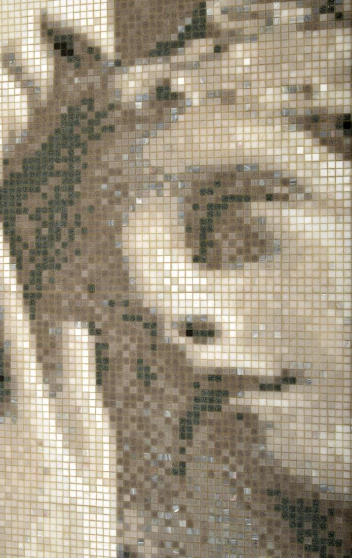 Massive Bisazza VENERE E ADONE Mosaic Panel - 5