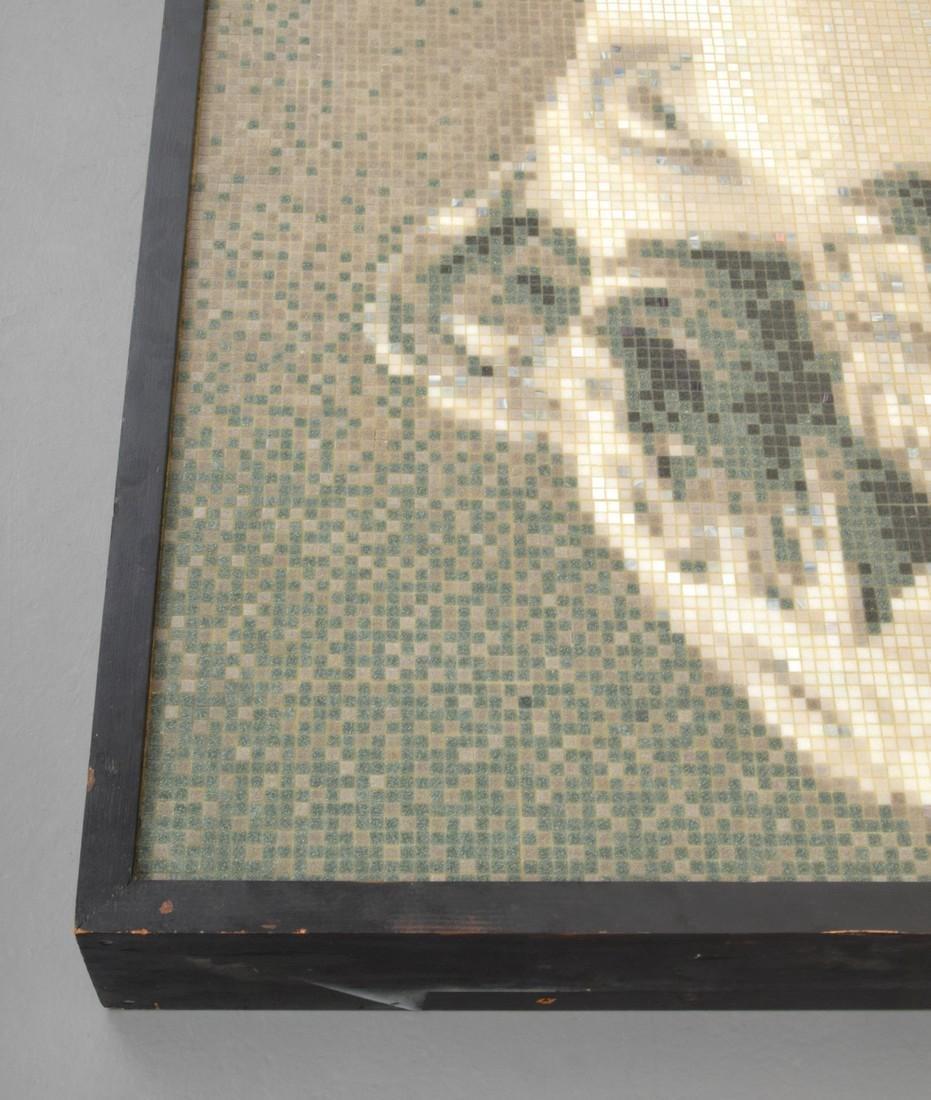 Massive Bisazza VENERE E ADONE Mosaic Panel - 6