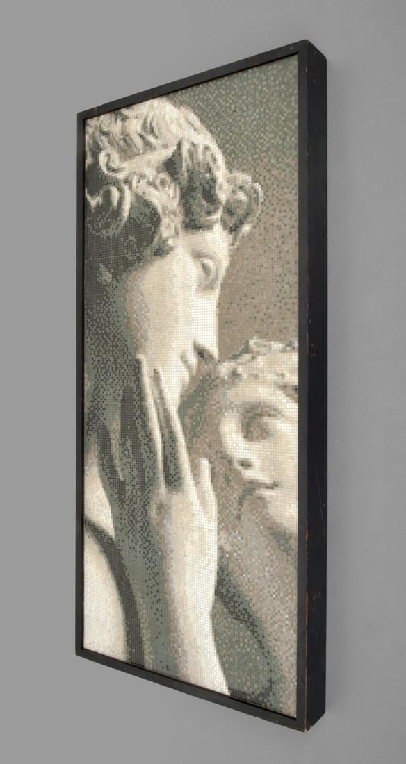 Massive Bisazza VENERE E ADONE Mosaic Panel - 7