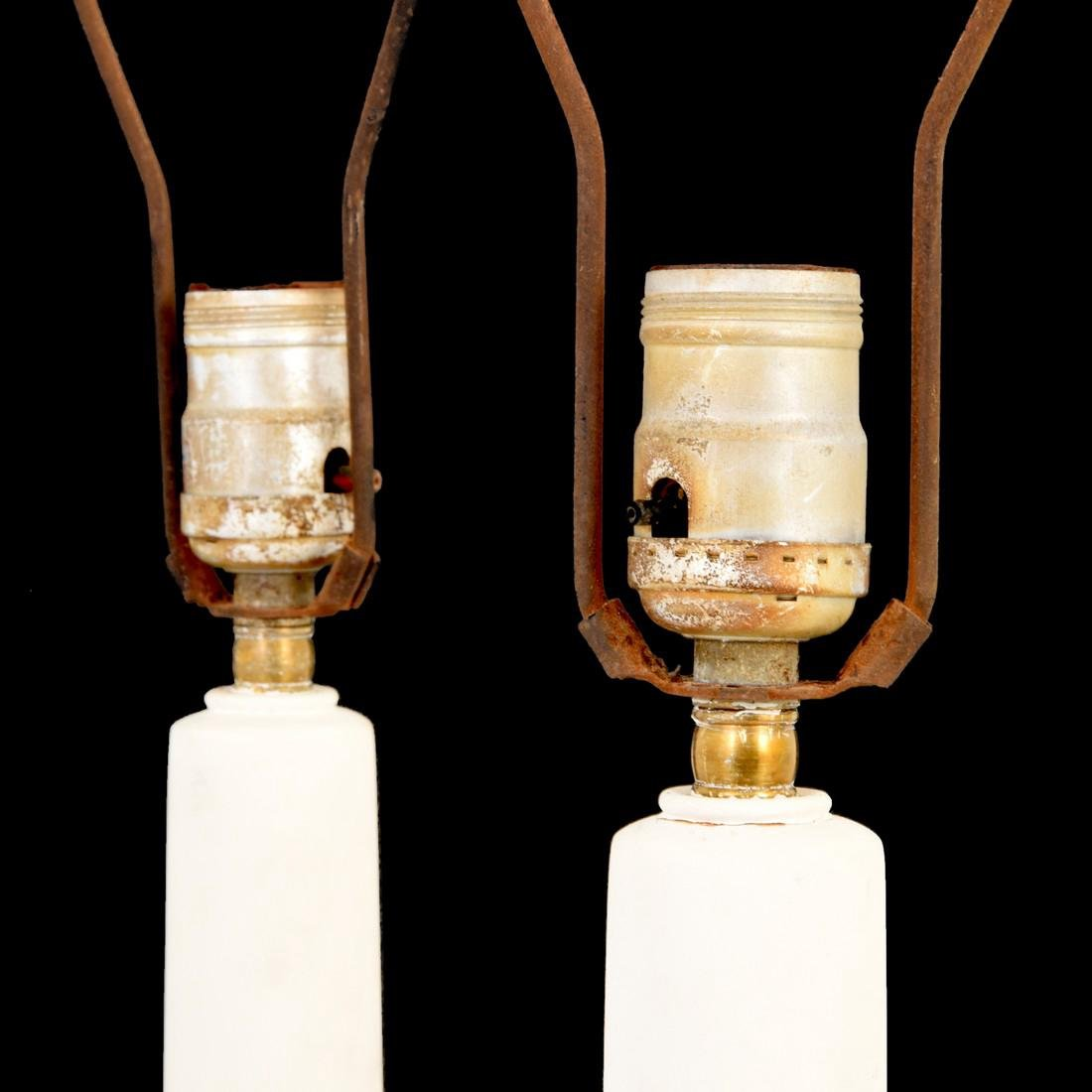 Lamps, Manner of Giacometti & Jean - Michel Frank - 3