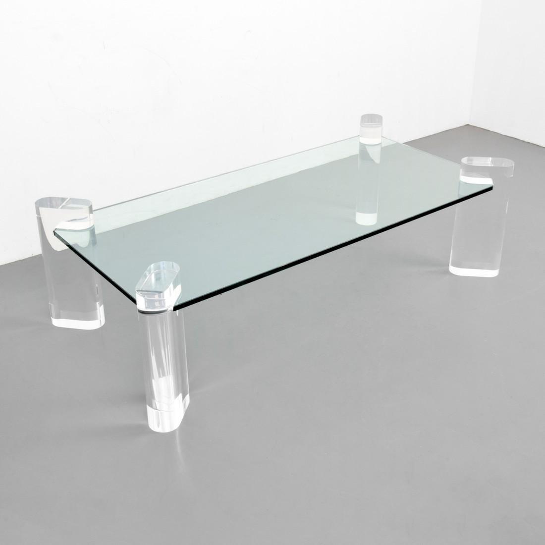 Large Karl Springer Coffee Table - 6