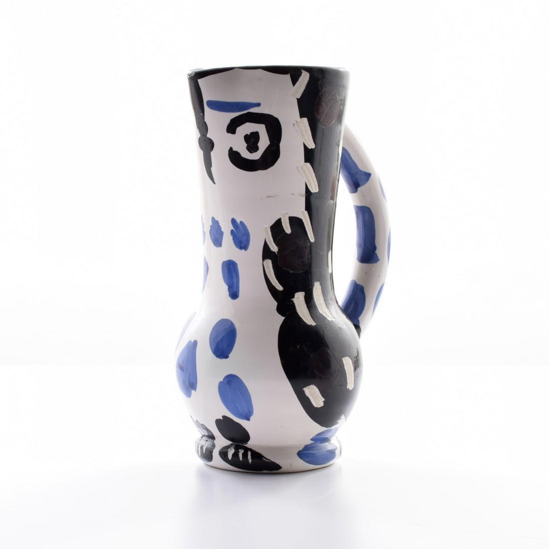 Pablo Picasso CRUCHON HIBOU Vase / Pitcher