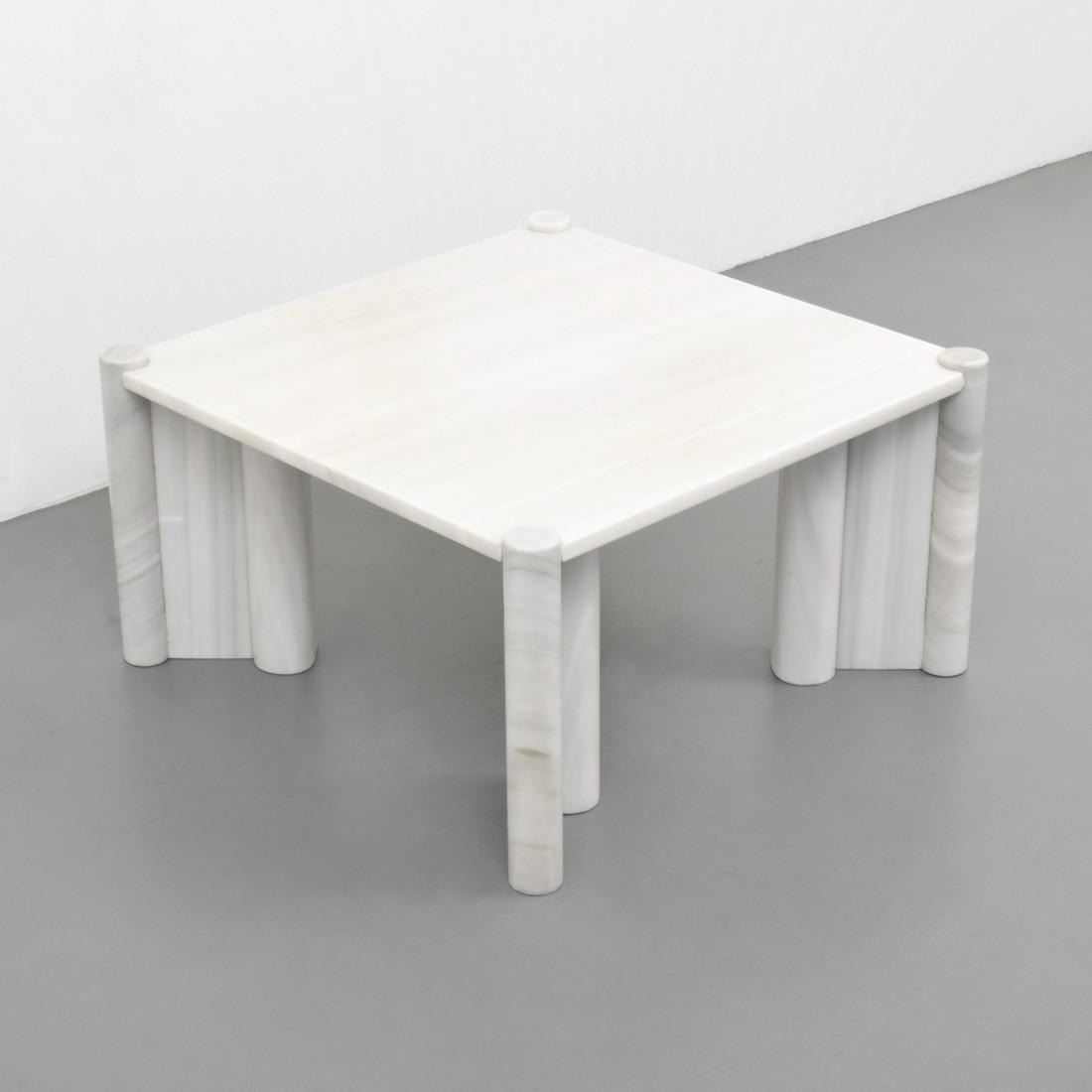 Rare Gae Aulenti JUMBO Occasional Table