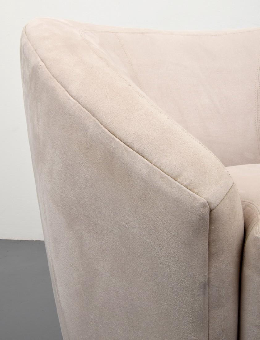 Vladimir Kagan CORKSCREW Swivel Lounge Chair - 7