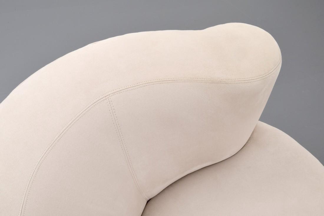 Vladimir Kagan CORKSCREW Swivel Lounge Chair - 8