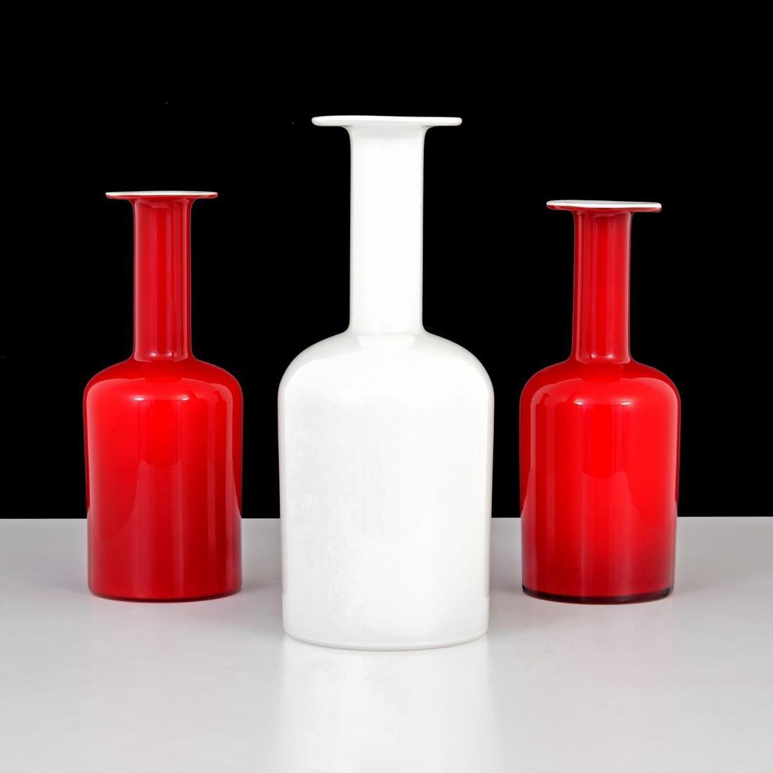 Otto Brauer GULVASE Vases, Set of 3