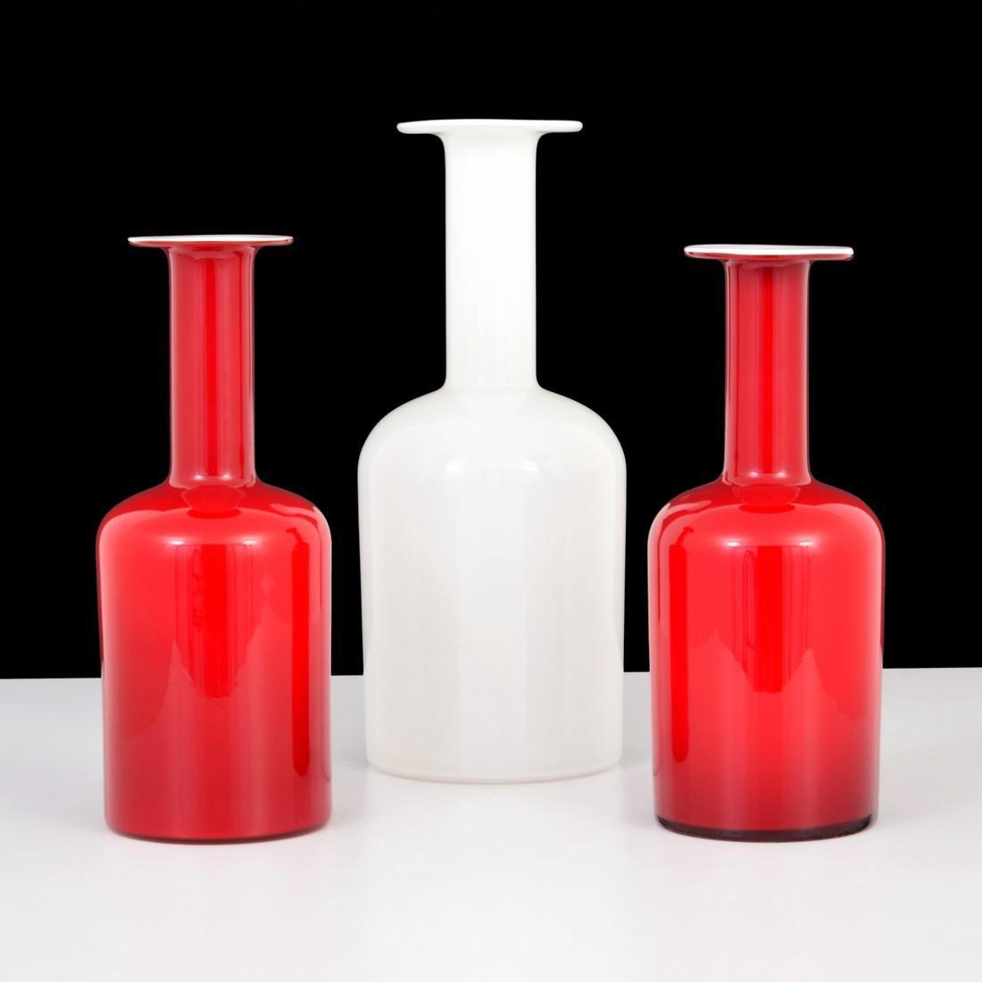 Otto Brauer GULVASE Vases, Set of 3 - 8