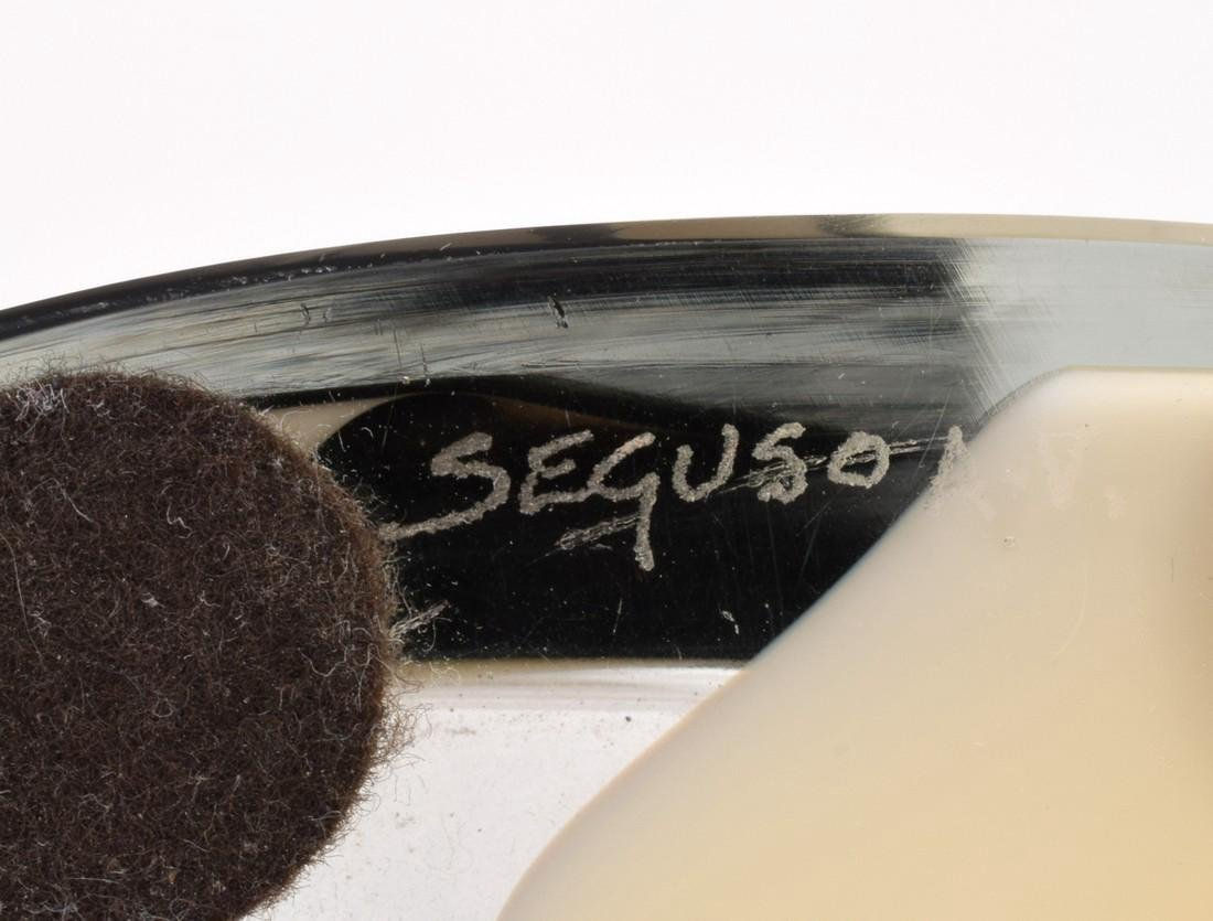 3 Large Livio Seguso Vases, Murano - 7