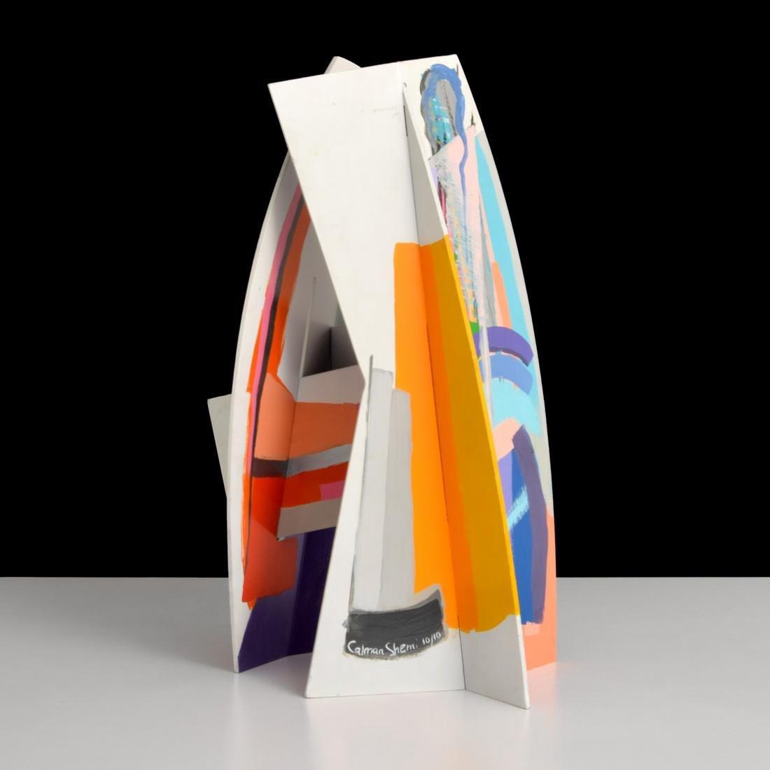 Large Calman Shemi Sculpture