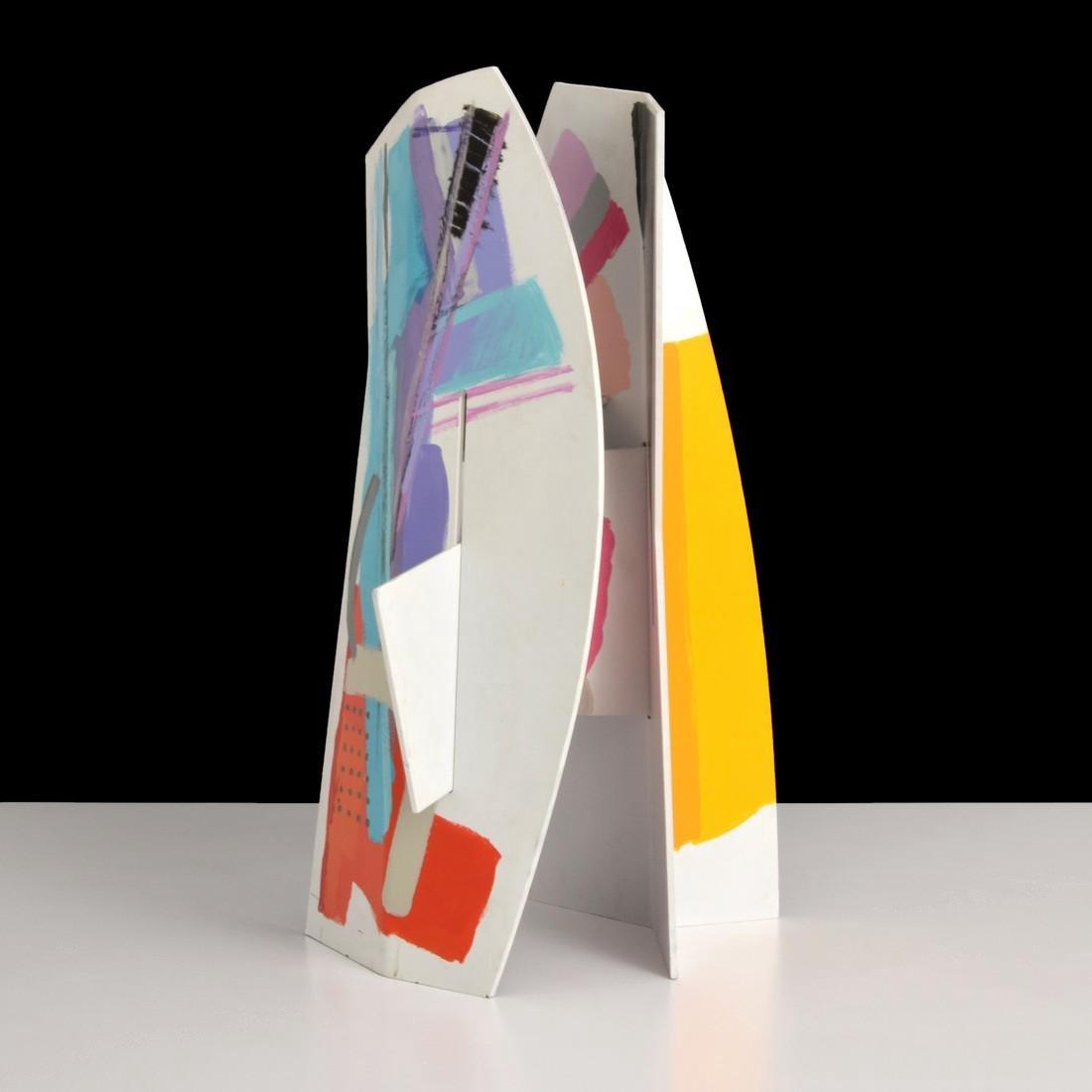 Large Calman Shemi Sculpture - 2