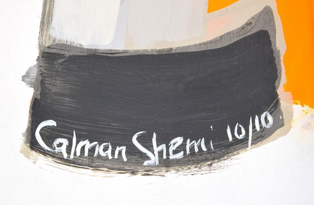 Large Calman Shemi Sculpture - 5