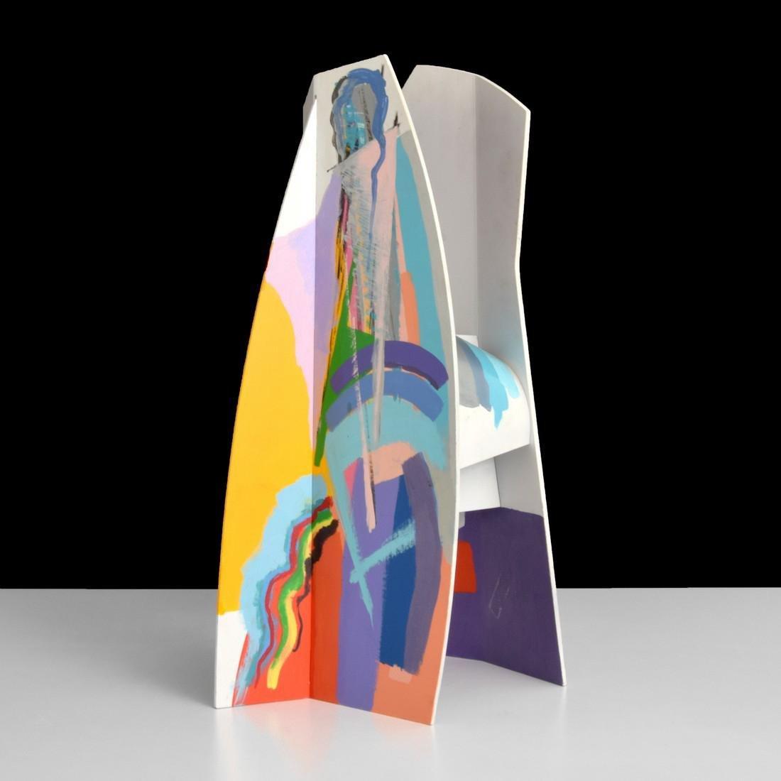 Large Calman Shemi Sculpture - 8