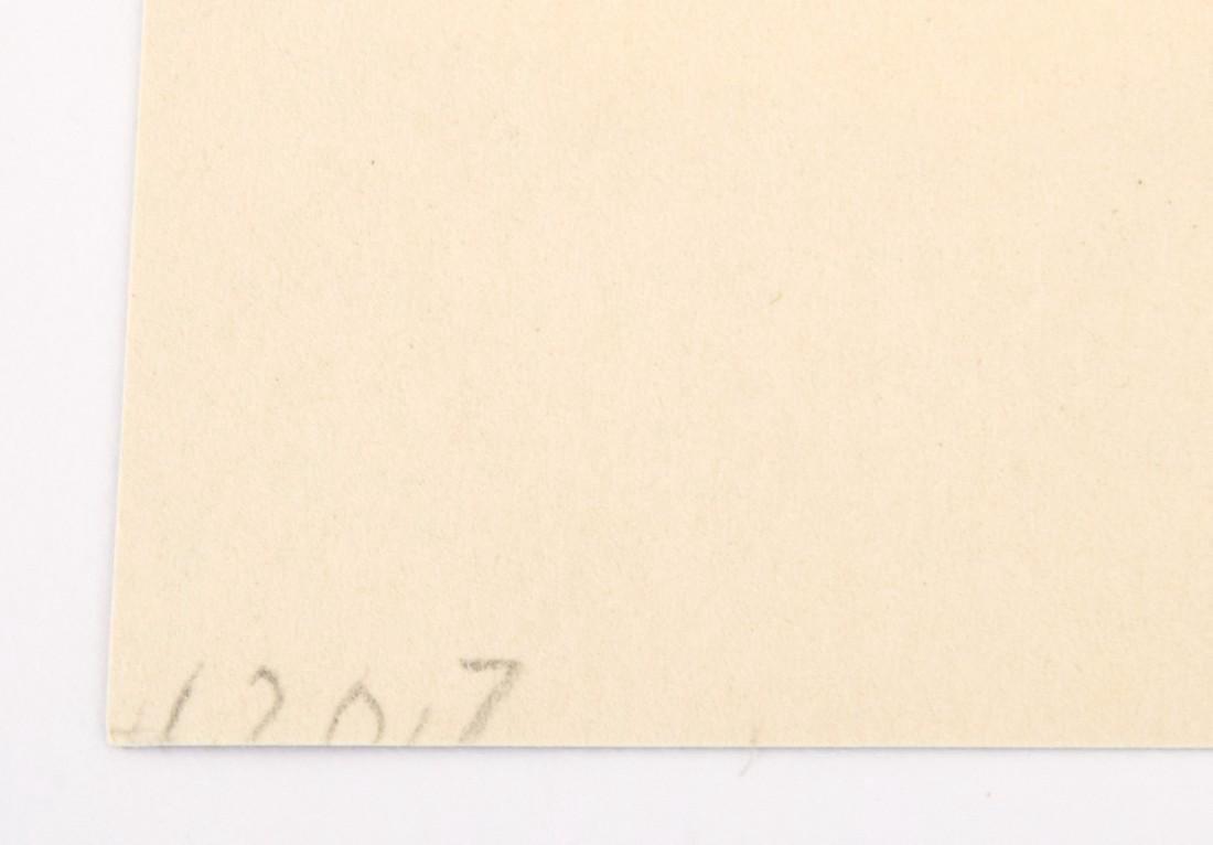 Roy Lichtenstein CRYING GIRL Mailer - 7
