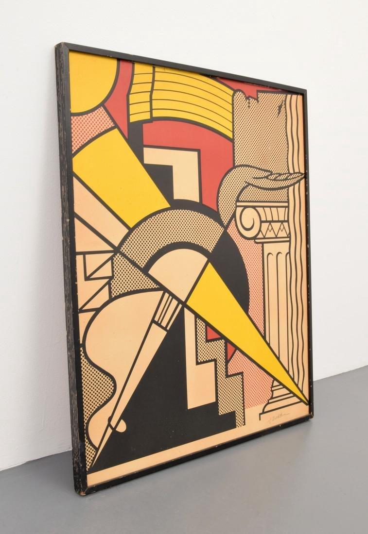 Roy Lichtenstein Print - 4