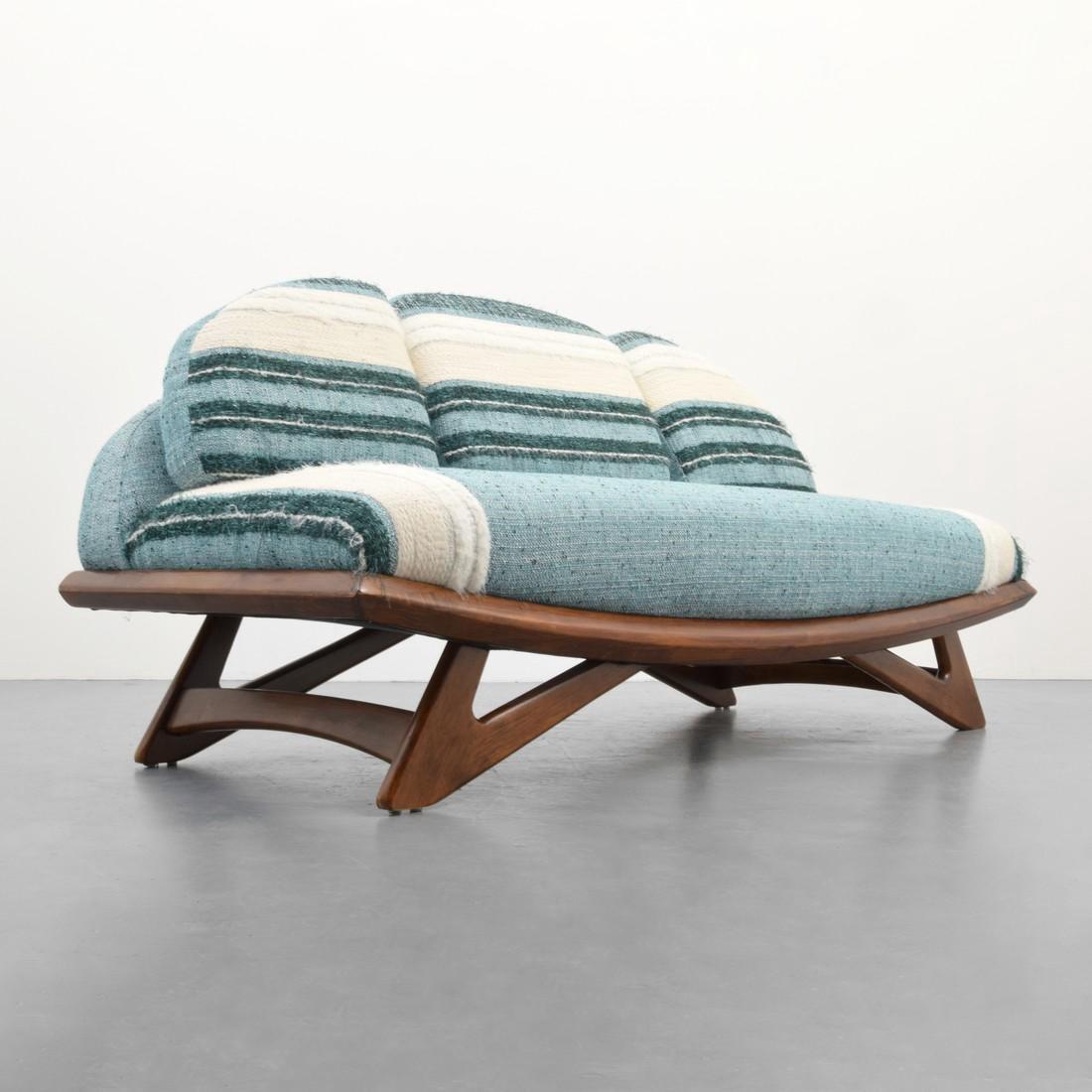 Adrian Pearsall GONDOLA Sofa - 5
