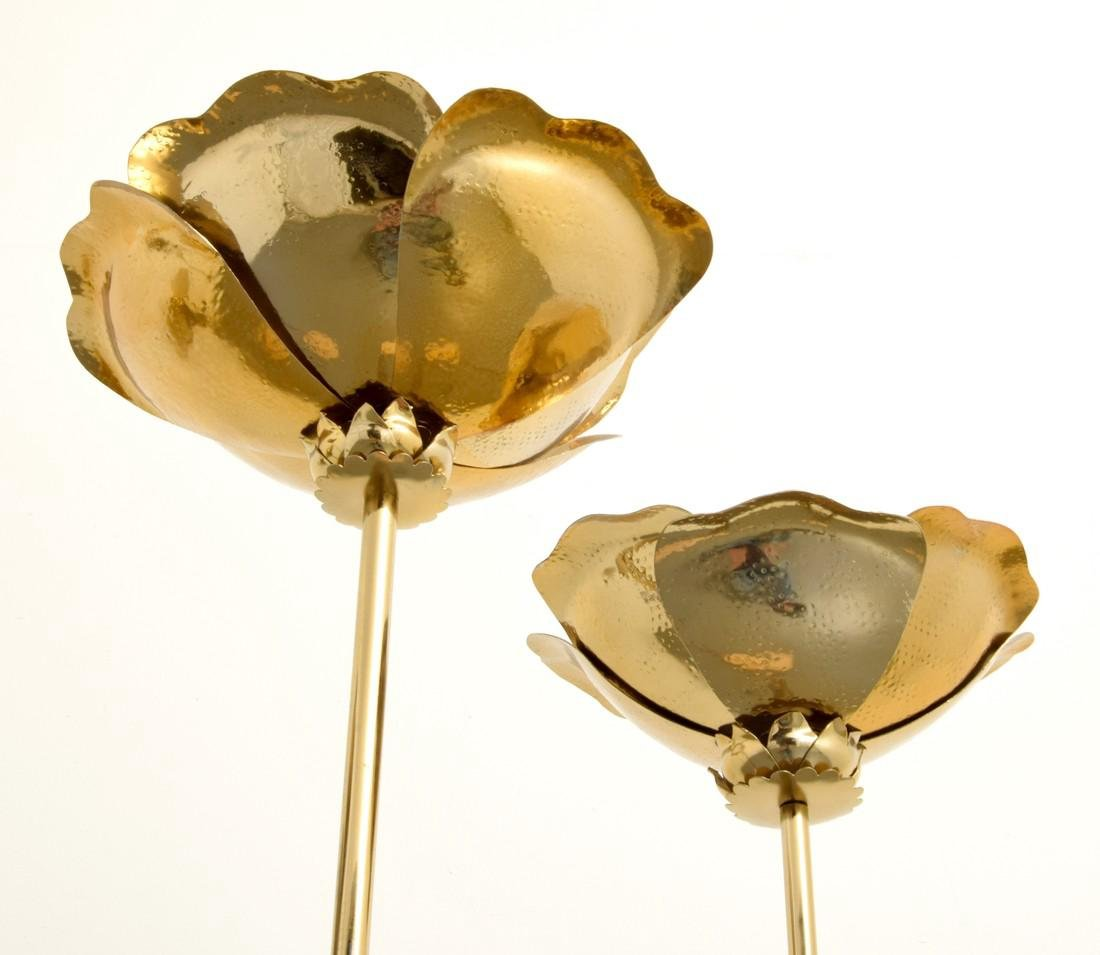 Pair of Tommaso Barbi Floor Lamps - 3