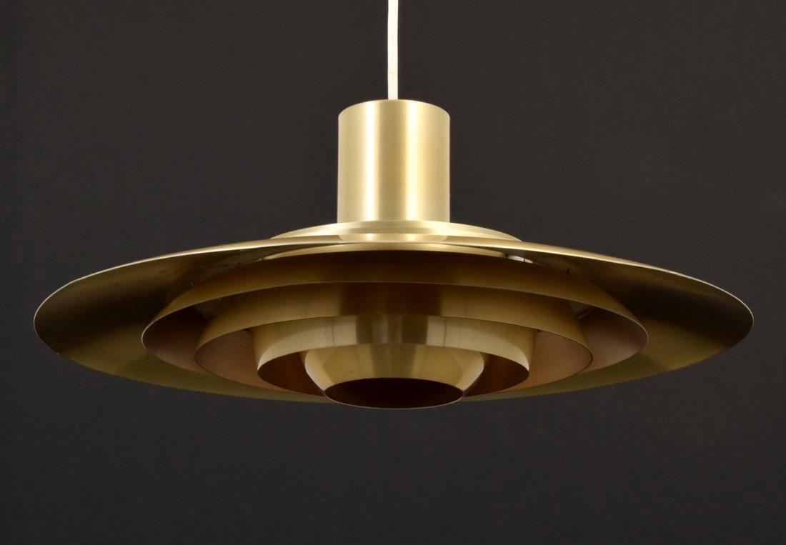 Preben Fabricius & Jorgen Kastholm Pendant Light - 6