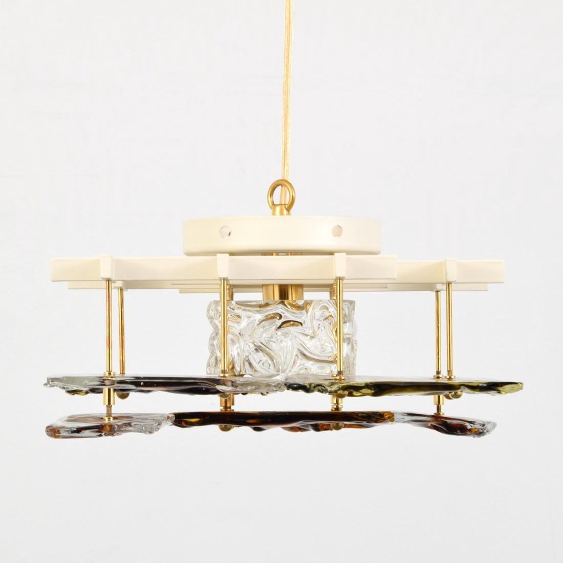 Venini Sconces / Ceiling Lights, Set of 10 - 3