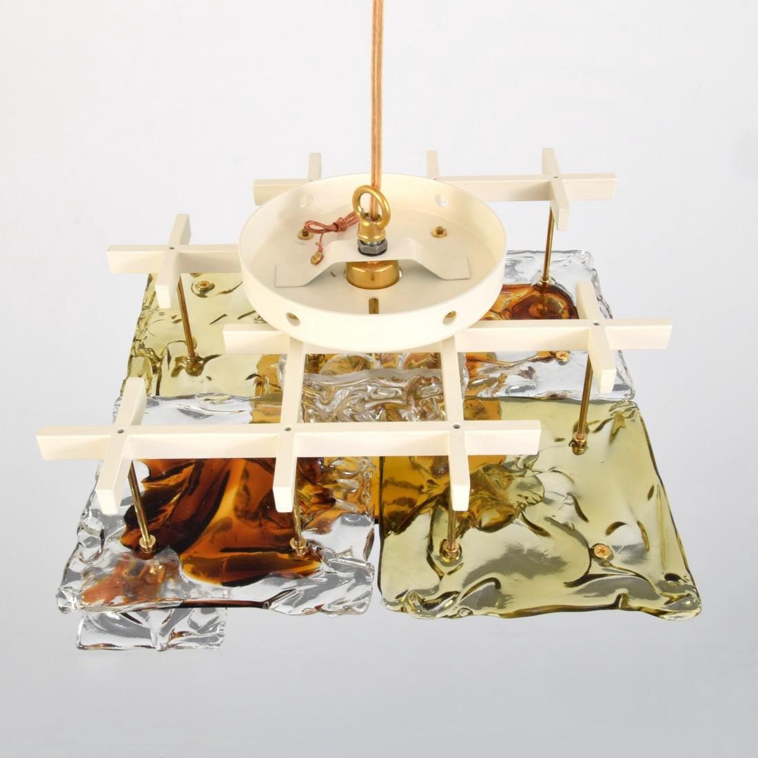 Venini Sconces / Ceiling Lights, Set of 10 - 4