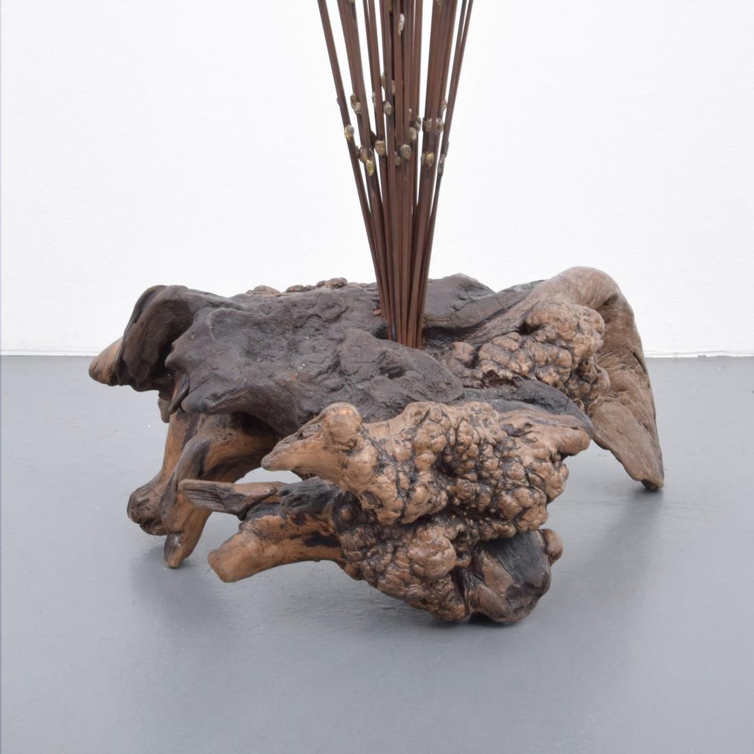 Massive Metal Sculpture, Manner of Curtis Jere - 6