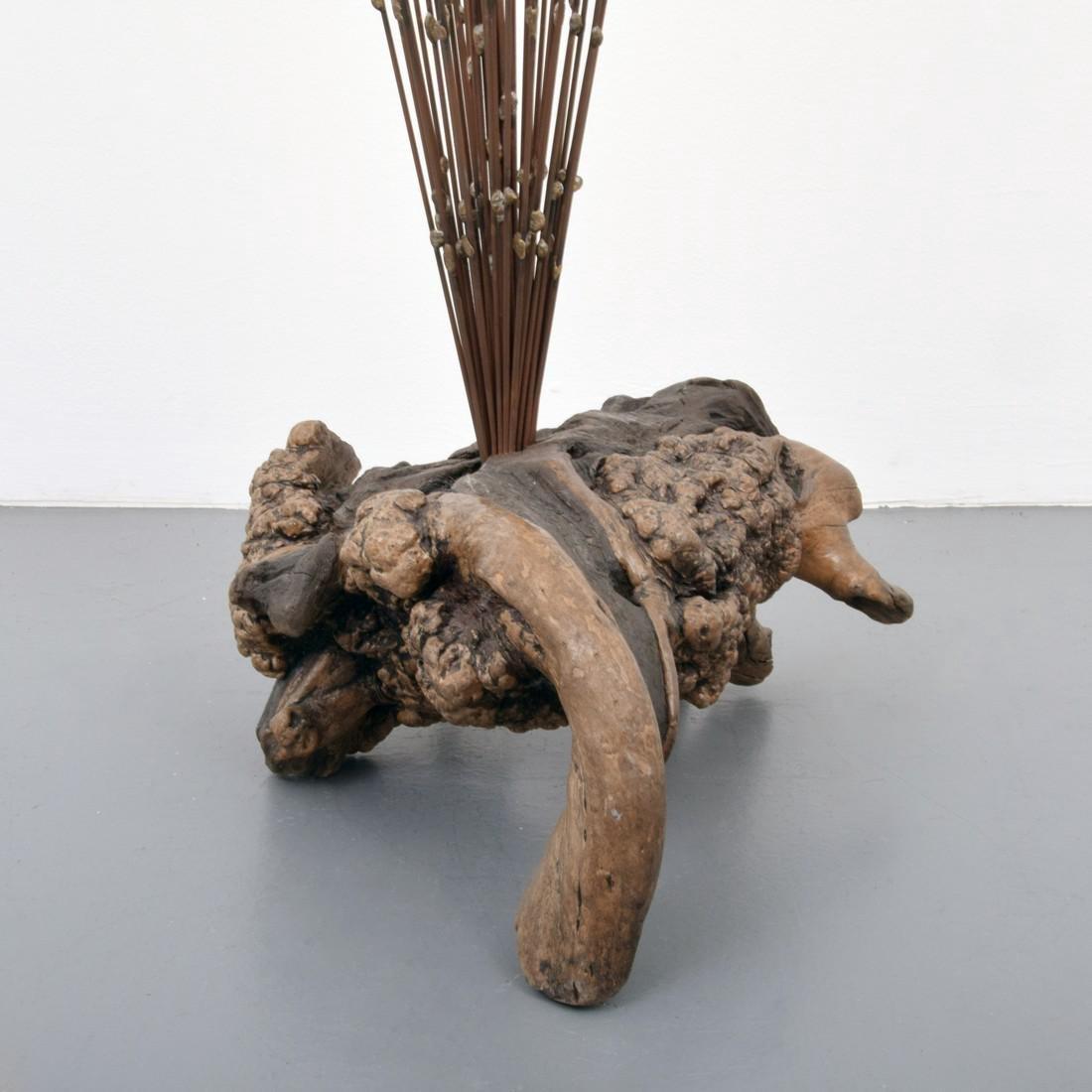 Massive Metal Sculpture, Manner of Curtis Jere - 7