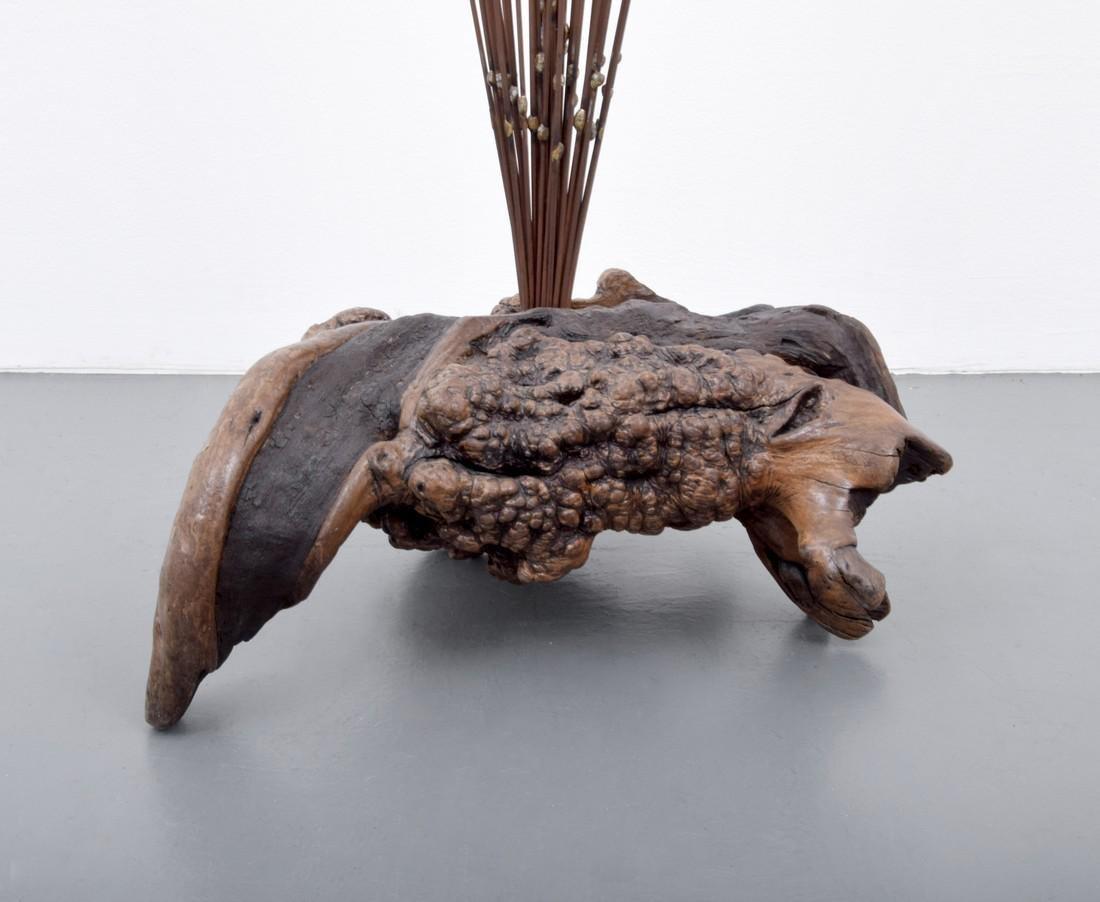 Massive Metal Sculpture, Manner of Curtis Jere - 8