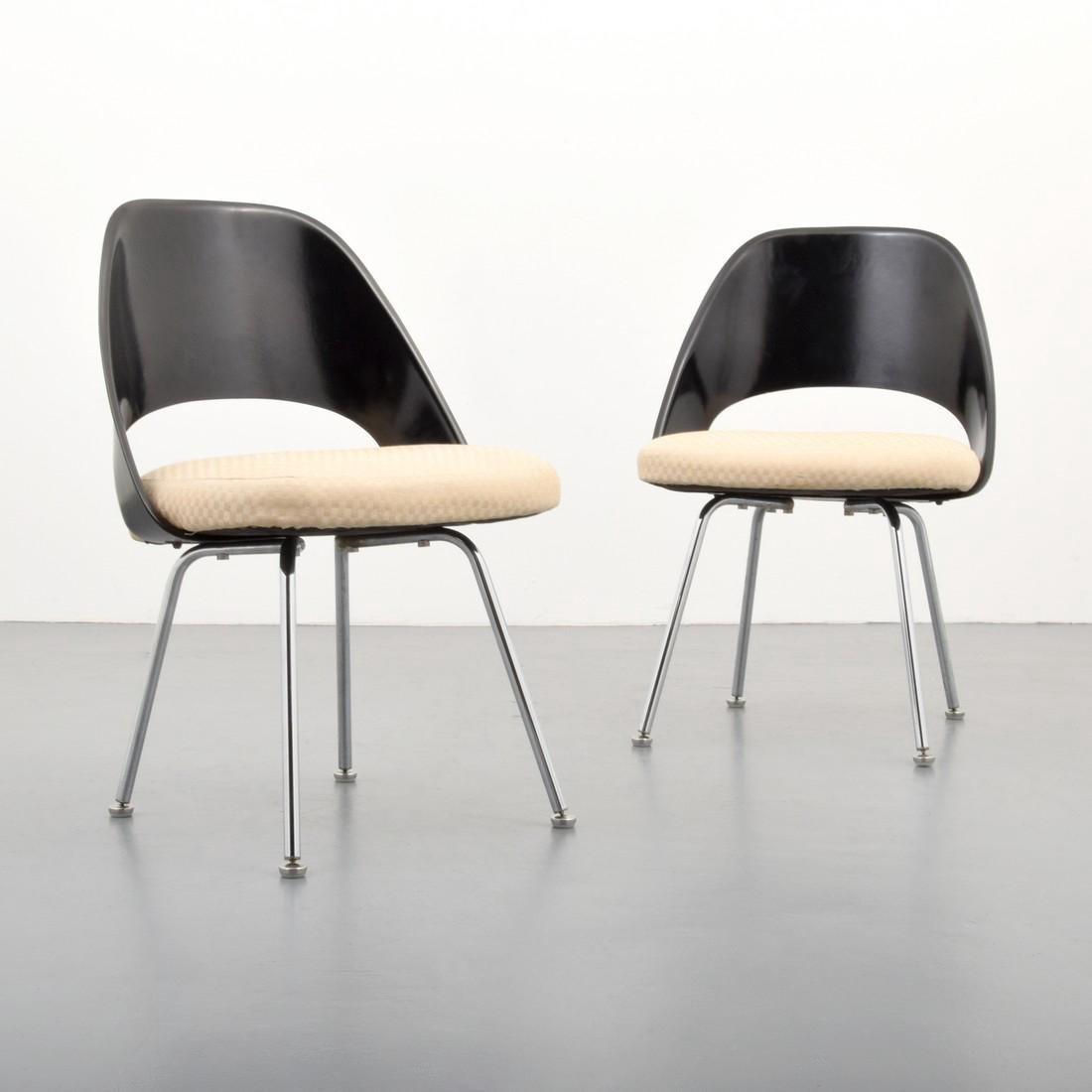 Eero Saarinen Dining Chairs, Set of 4 - 5