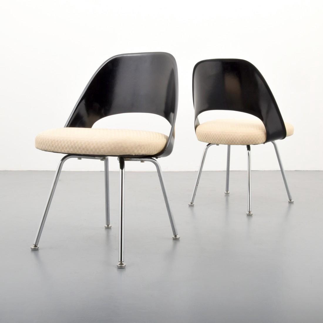 Eero Saarinen Dining Chairs, Set of 4 - 6