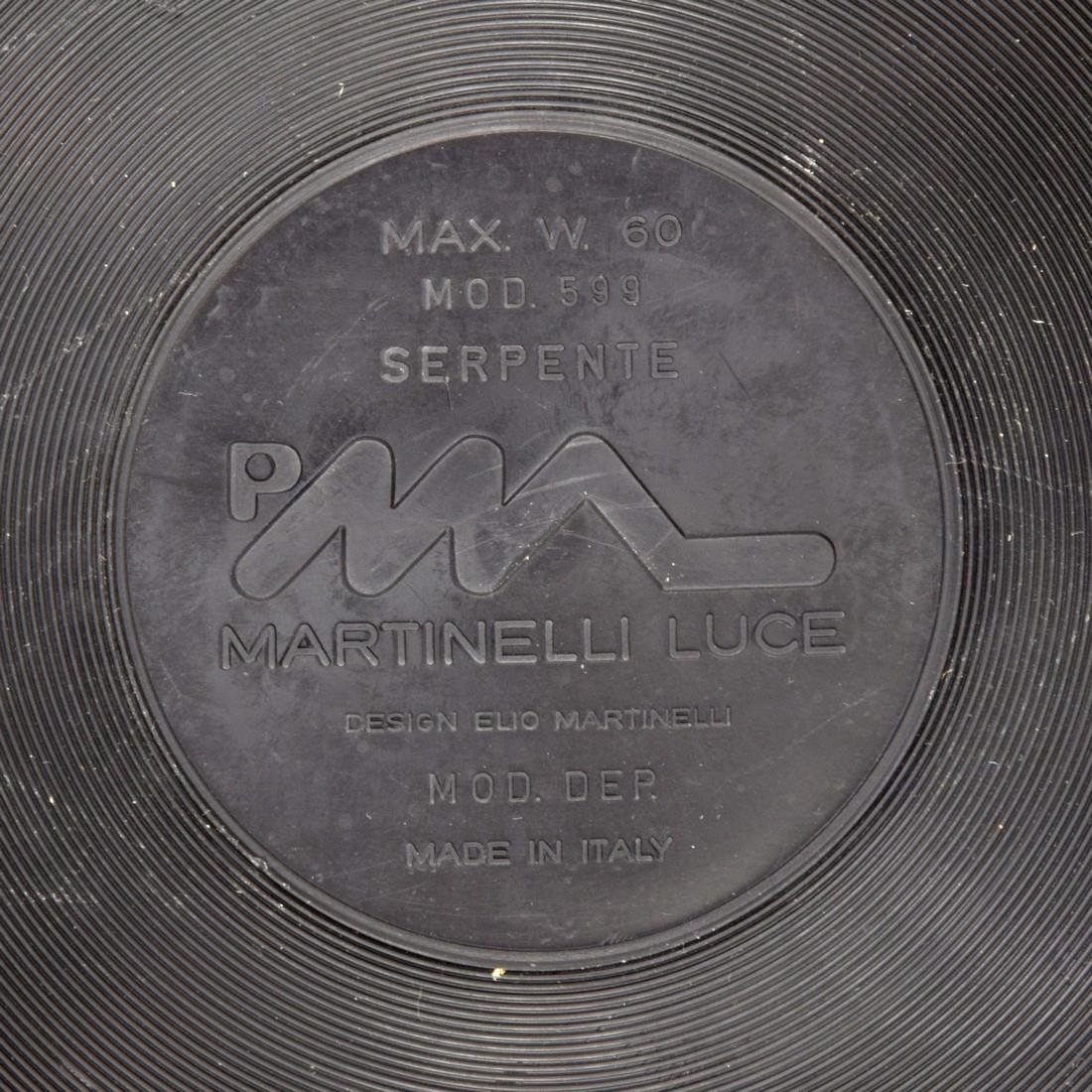 Elio Martinelli SERPENTE Table Lamp - 5