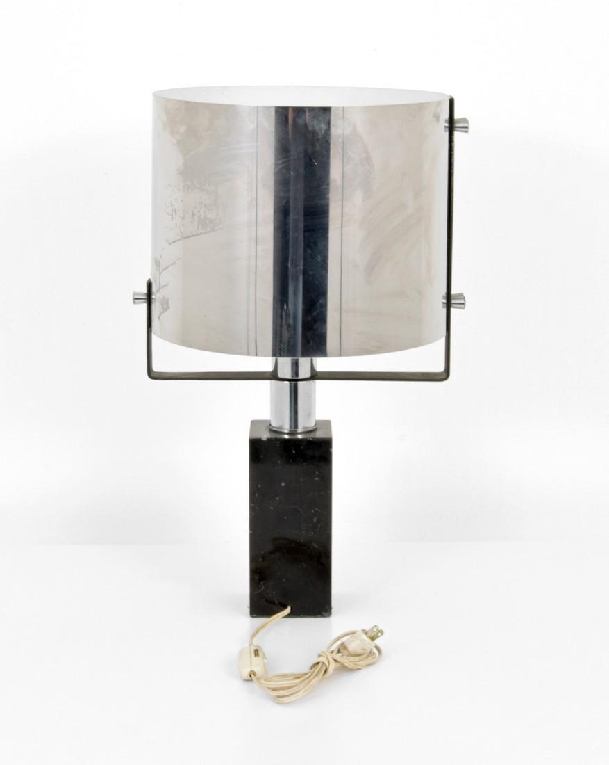 Chrome Table Lamp, Manner of Cini Boeri - 7