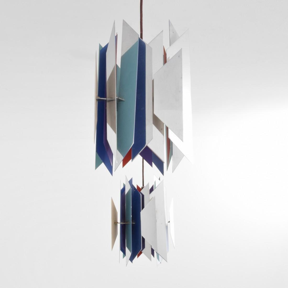2 Simon Henningsen TIVOLI Pendant Lamps