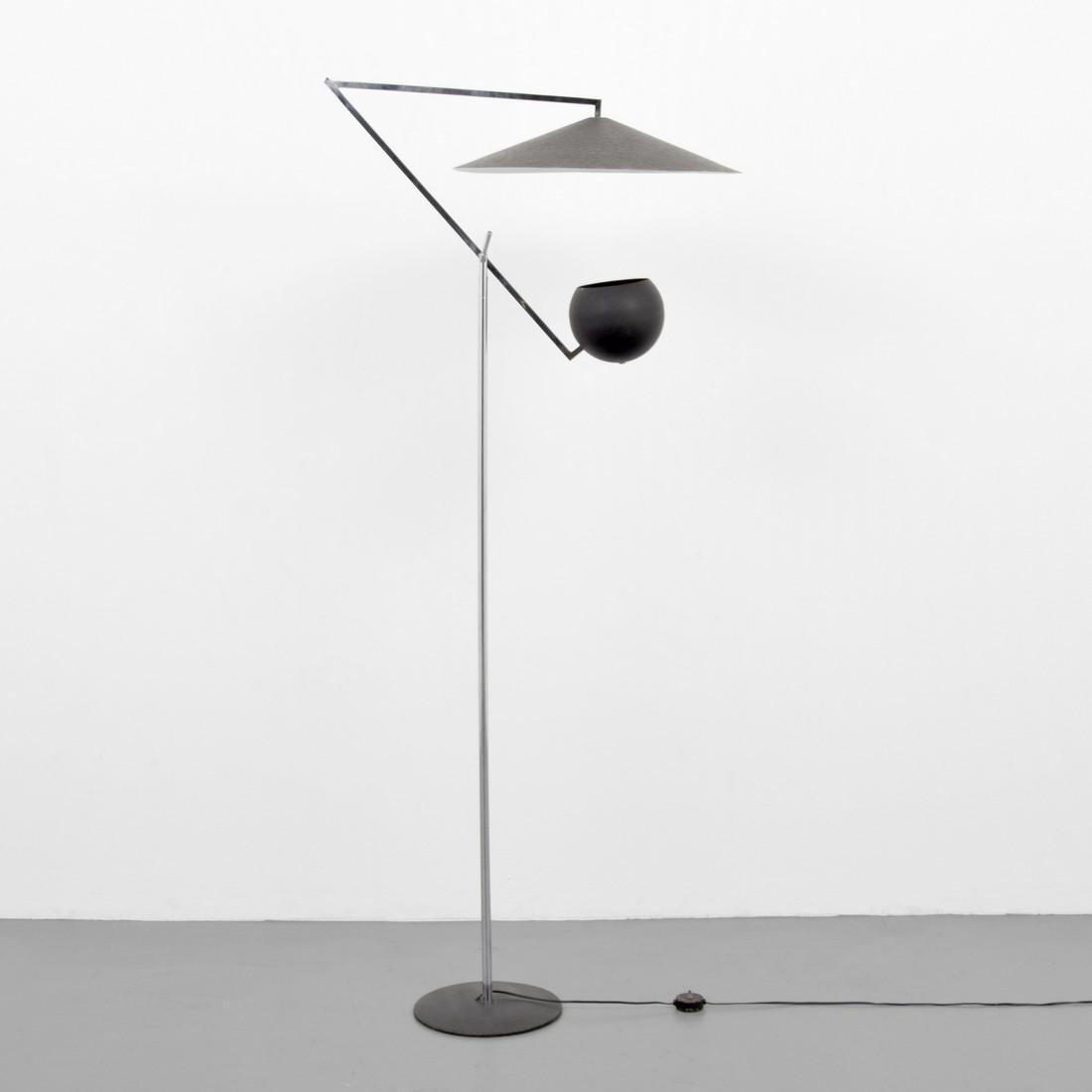Robert Sonneman Adjustable Floor Lamp