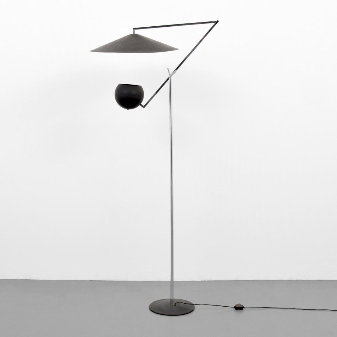 Robert Sonneman Adjustable Floor Lamp - 4