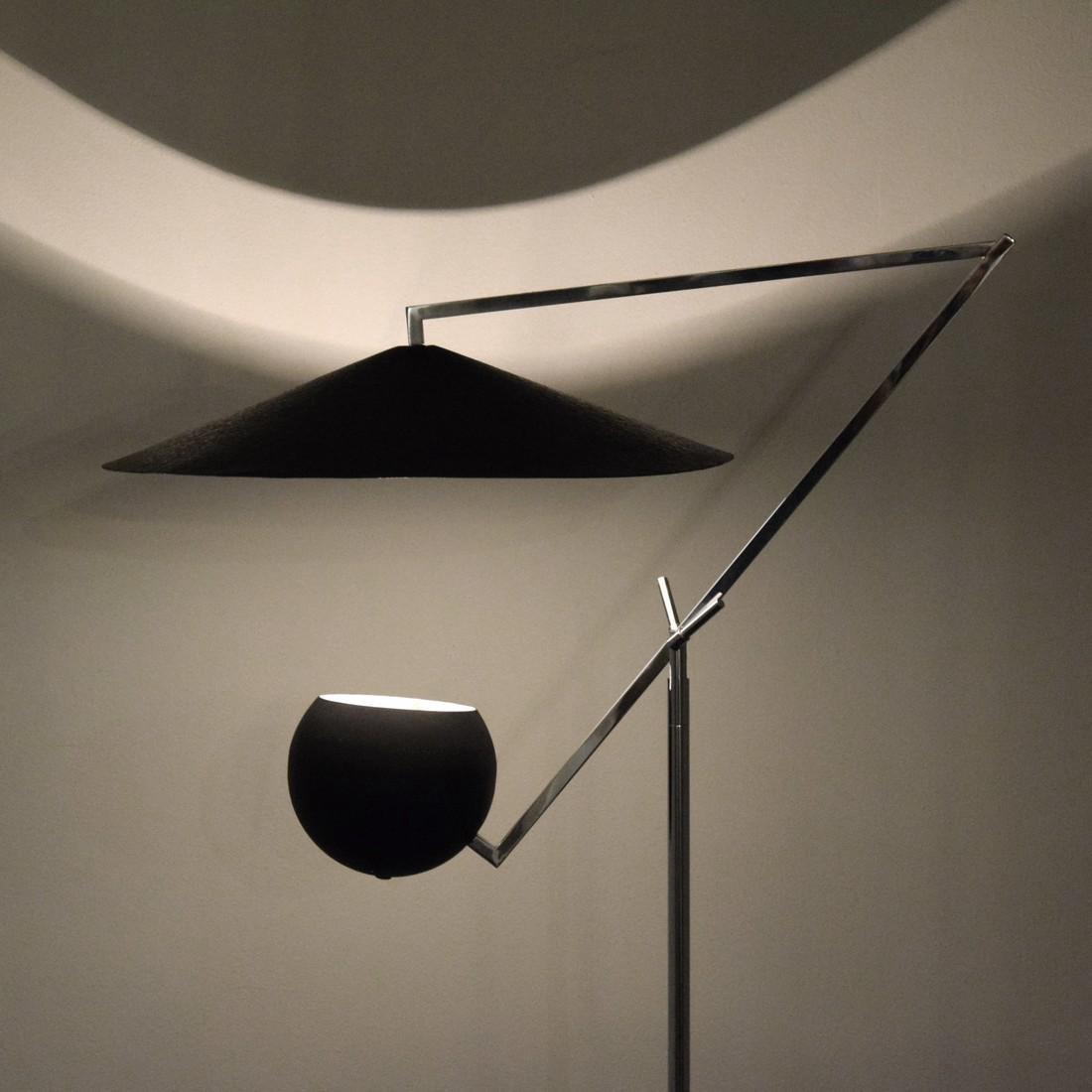 Robert Sonneman Adjustable Floor Lamp - 6