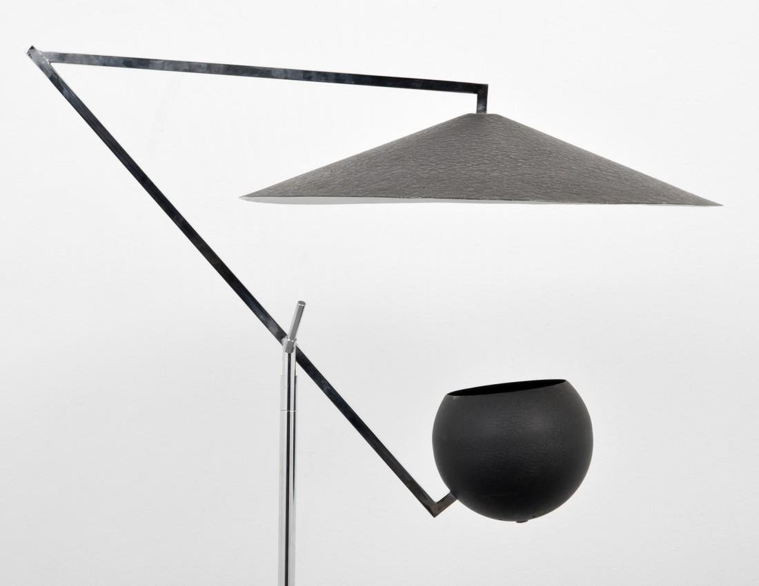 Robert Sonneman Adjustable Floor Lamp - 8