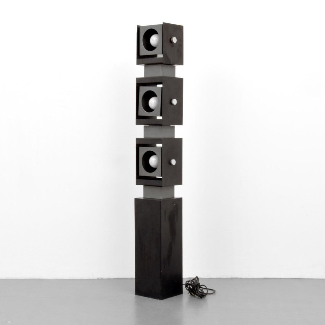 Irving Richards for Arteluce Swivel Floor Lamp - 7
