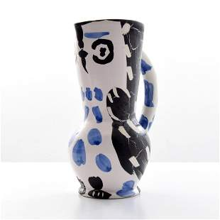 Pablo Picasso CRUCHON HIBOU Pitcher (A.R. 293)