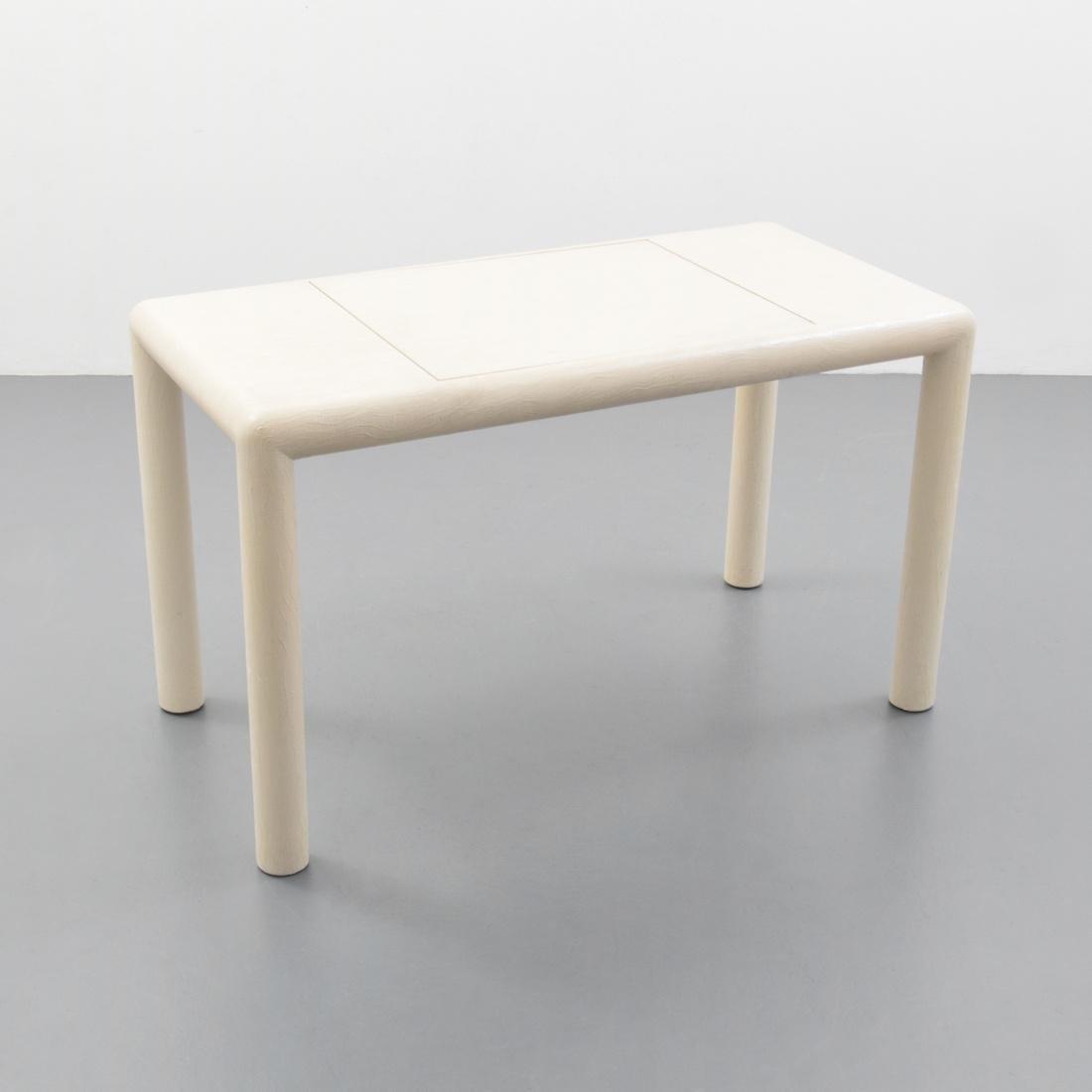 Karl Springer Game/Backgammon Table - 5