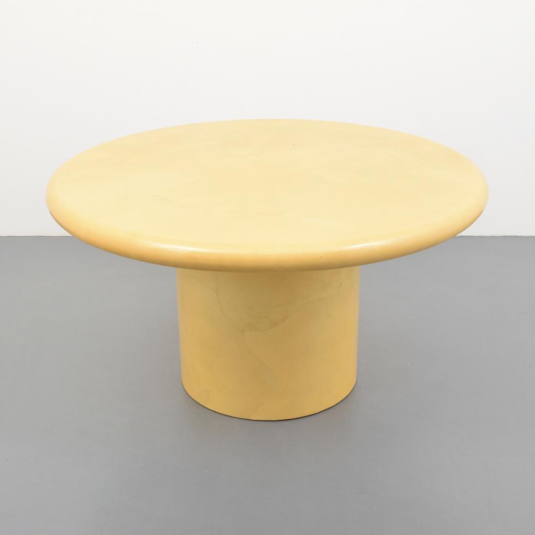 Karl Springer Dining/Center Hall Table