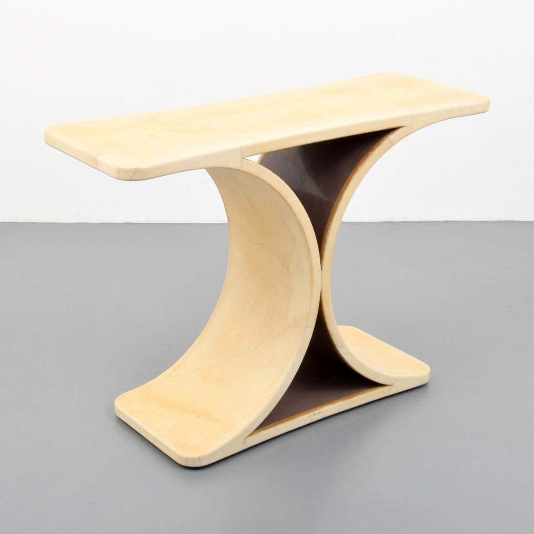 Karl Springer JMF Console Table