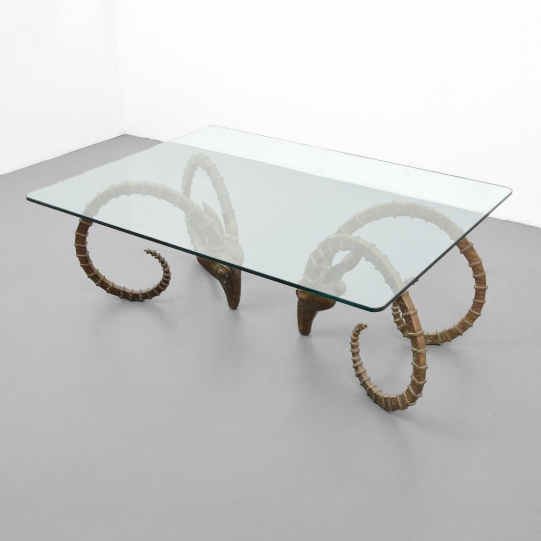 Ibex Coffee Table, Manner of Alain Chervet - 4