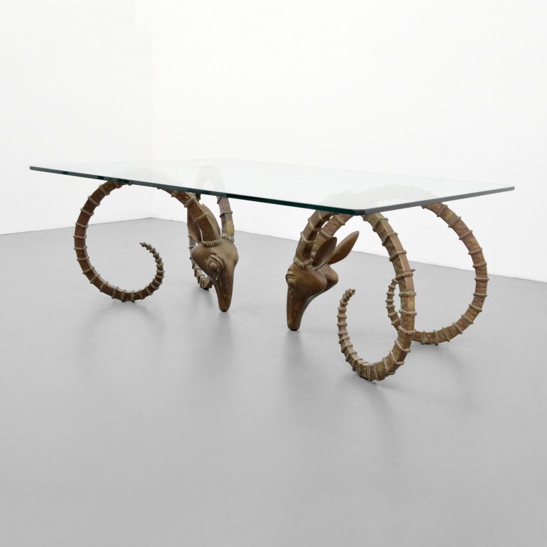 Ibex Coffee Table, Manner of Alain Chervet - 8