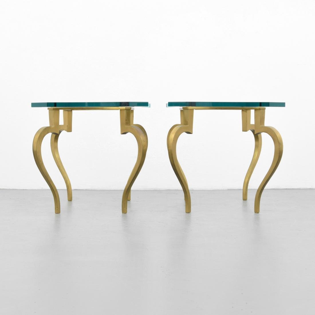 Pair of Side Tables, Manner of Maison Jansen - 6