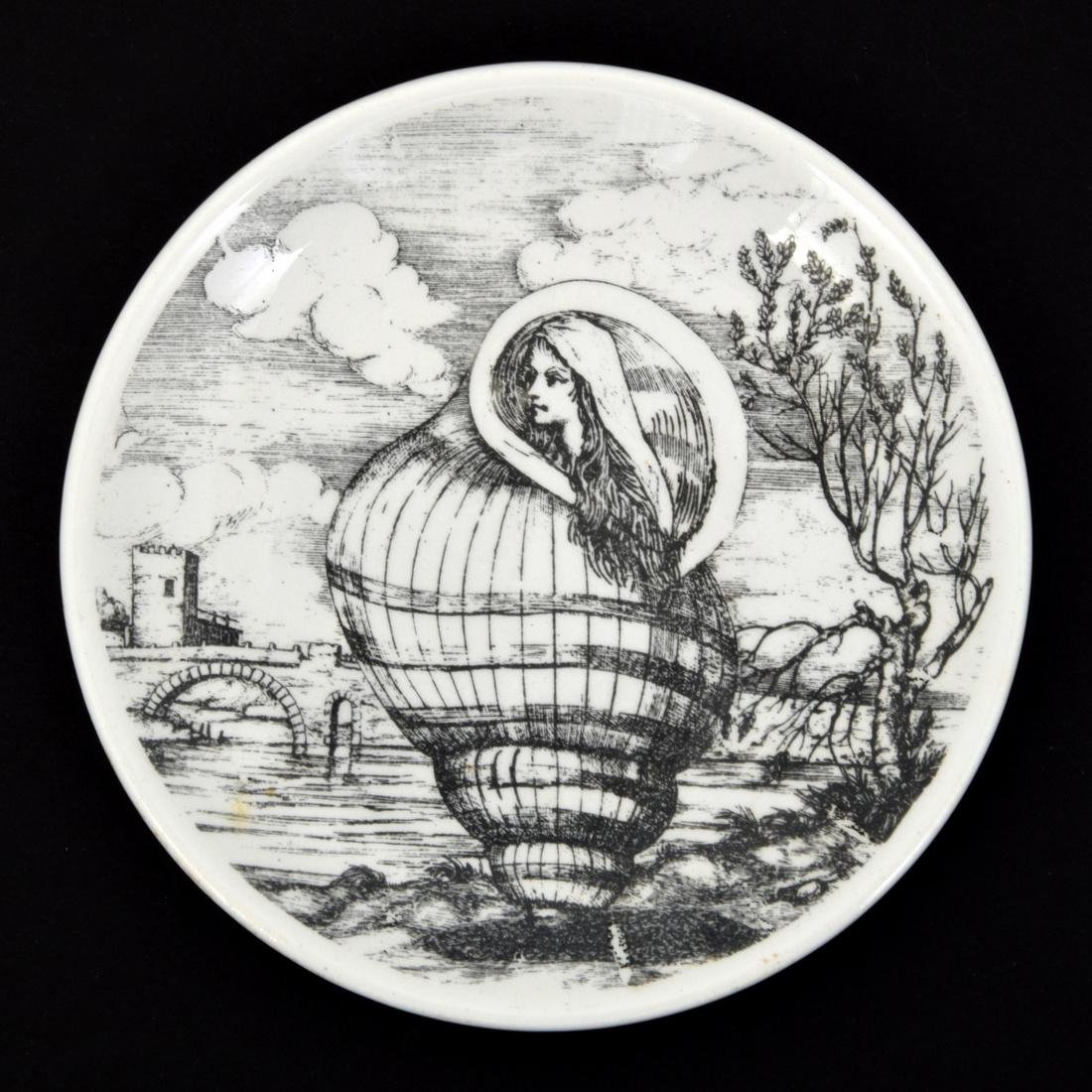 Piero Fornasetti LE OCEANIDI Coasters, Set of 6 - 7