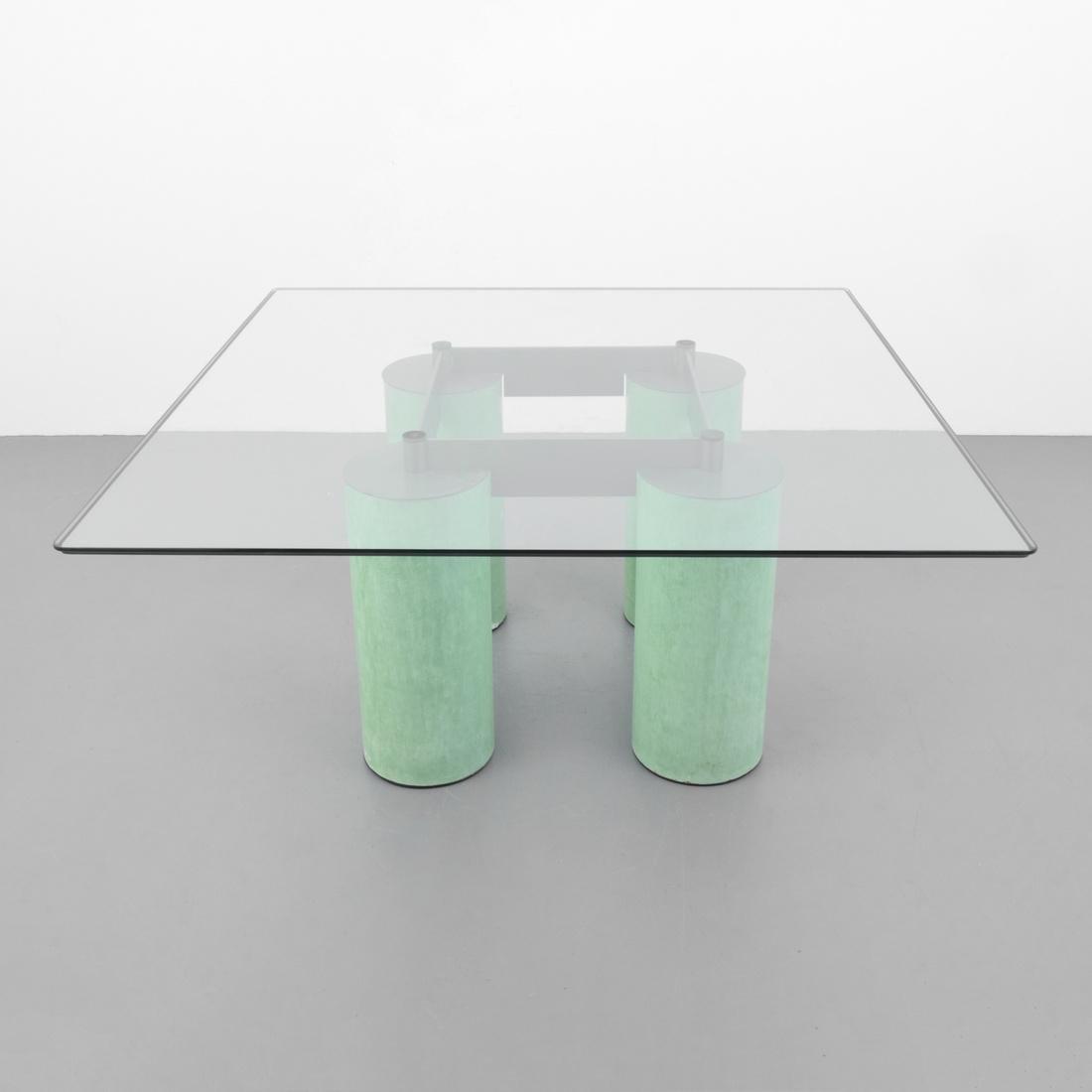Large Massimo Vignelli SERENISSIMO Dining Table